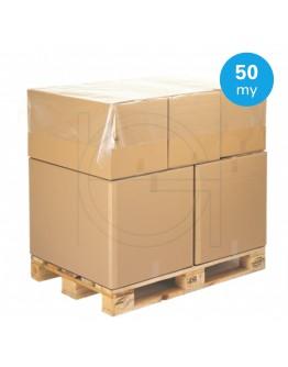 Topvellen - Afdekfolie pallets 150 x 180cm / 50µ