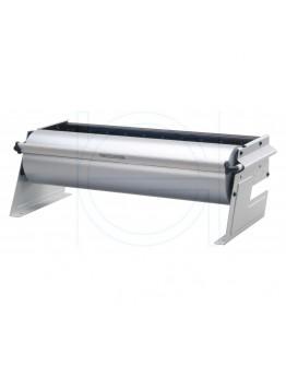 Rolhouder 80cm H+R ZAC tafel/ondertafel voor papier + folie