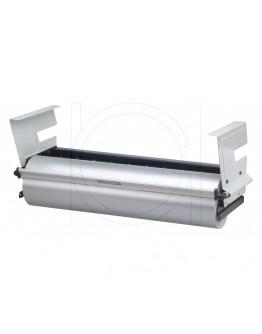 Rolhouder 100cm H+R ZAC tafel/ondertafel voor papier + folie