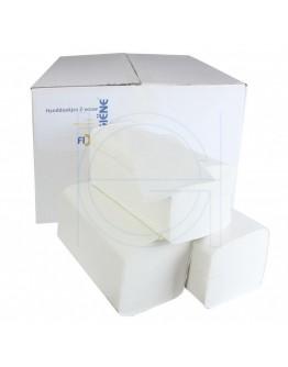 Paper towel FIX-HYGIËNE Z-fold cellulose, 21x25cm - Box 20 pack