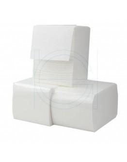 Toiletpapier FIX-HYGIËNE bulkpack cellulose 2 laags 11x18cm 40 x 225vel in doos