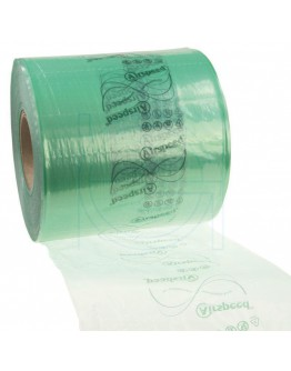 Air Cushions film Airspeed Green 20x20cm, roll 500m