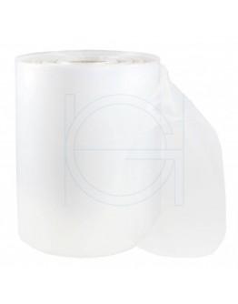 Tube film role 50µ, 10cm x 1075m roll