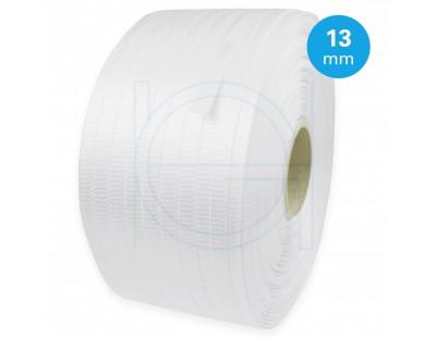 Polyesterband geweven 13mm-1100m Omsnoeringen