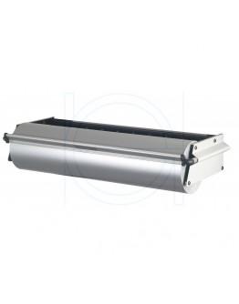 ZAC, wall dispenser, roll width 40 cm, serrated tear bar
