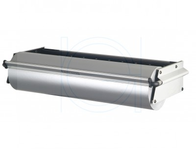 ZAC, wall dispenser, roll width 60 cm, serrated tear bar ZAC series Hüdig + Rocholz