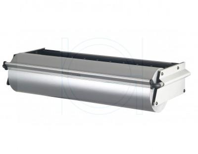 ZAC, wall dispenser, roll width 75 cm, serrated tear bar ZAC series Hüdig + Rocholz