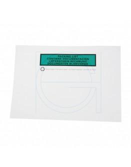 Packing list envelopes BIO C5 228x165mm, 1000x