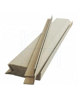 Cardboard corner profiles  ECO 45mm x 150 cm - 100pcs