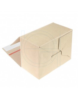 e-Com®Box 26 shipping box A5+ 220x190x120mm