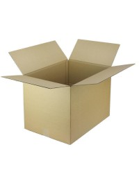 Currugated boxes Fefco 0201