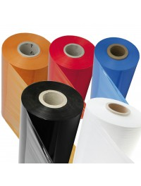 Coloured Machine rolls